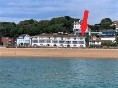 From the sea, The Riviera, Sandgate, CT20