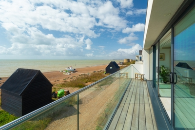 Fishermans Beach  Hythe  CT21