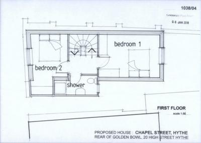 Chapel Street  Hythe  CT21