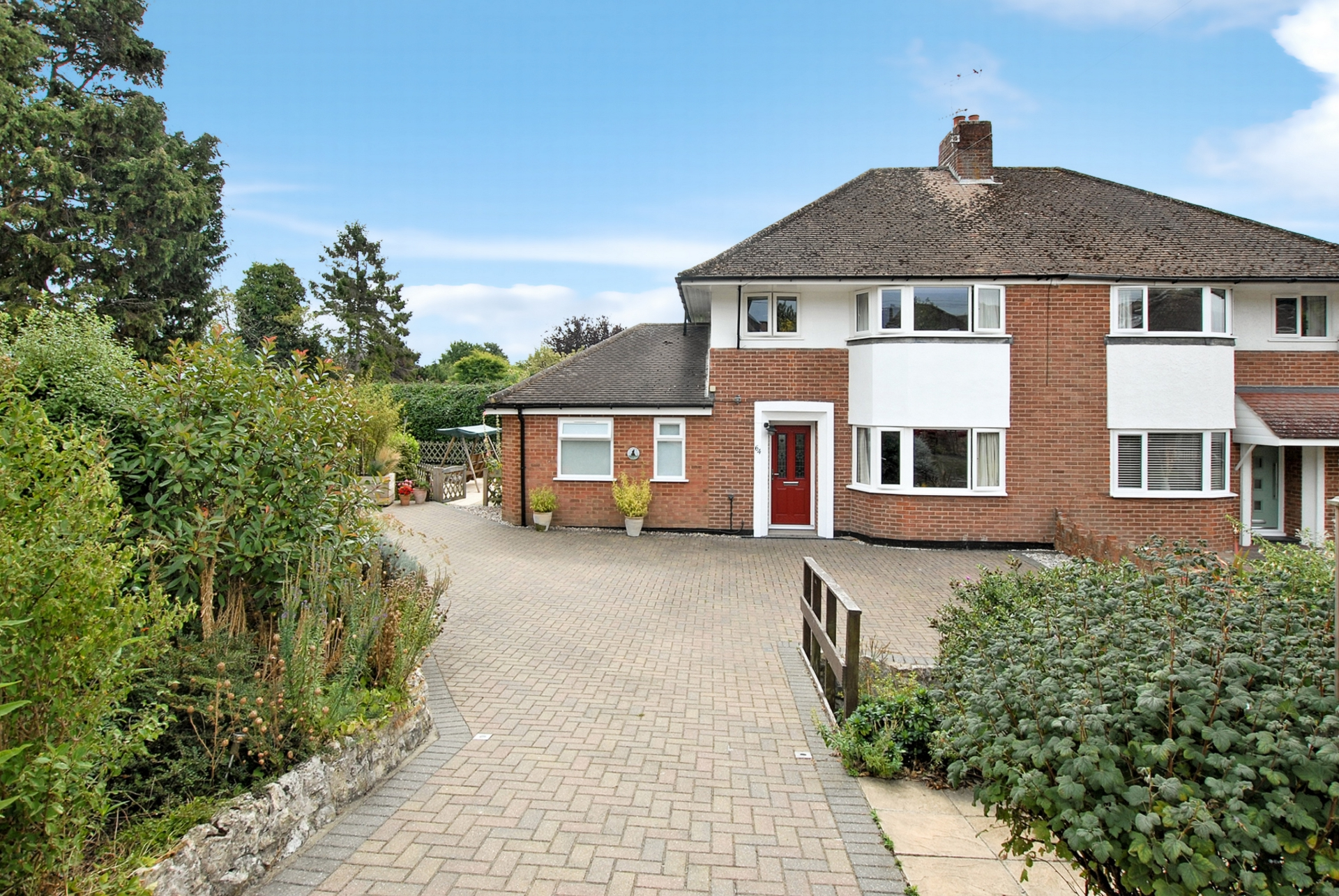 Front, Orchard Valley, Hythe, CT21
