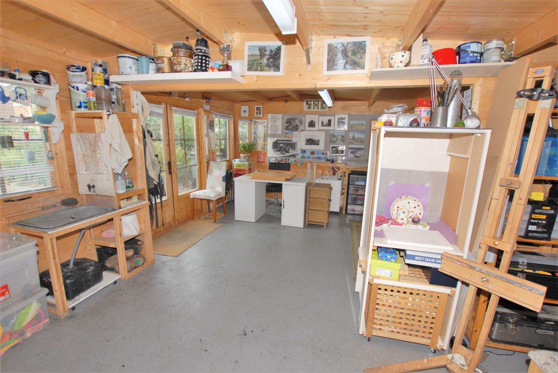 Garden room/Studio