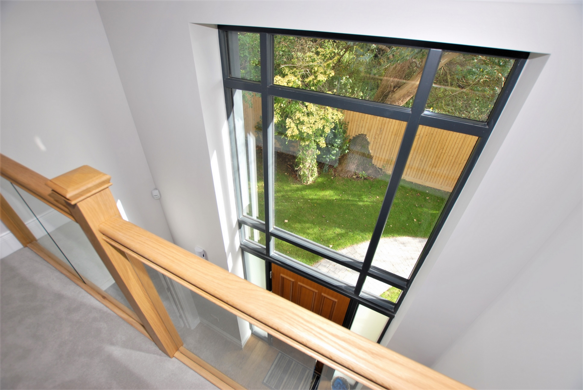 Full height window