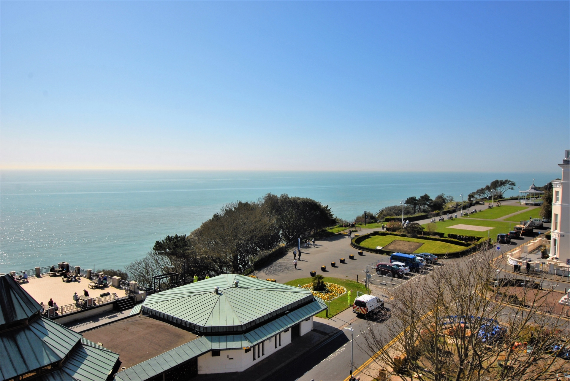 Views, The Leas, Folkestone, CT20