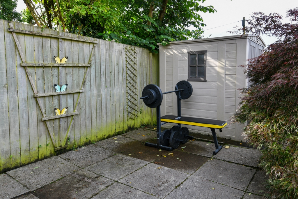 Outdoor Gym Space
