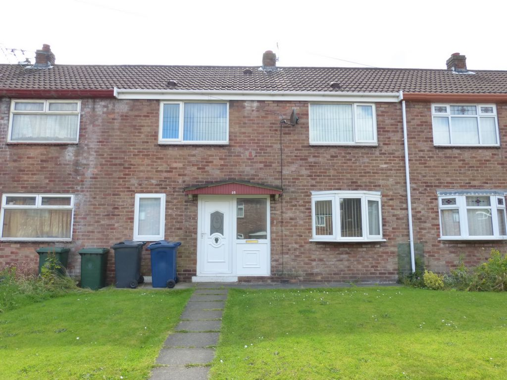 Rose Crescent  Skelmersdale  WN8
