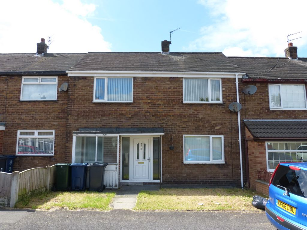 Sycamore Drive  Skelmersdale  WN8