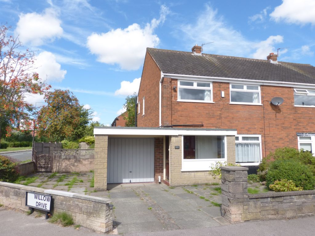 Willow Drive  Skelmersdale  WN8