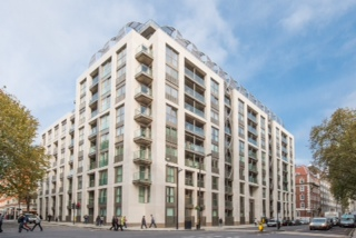 Horseferry Road  Westminster  SW1P