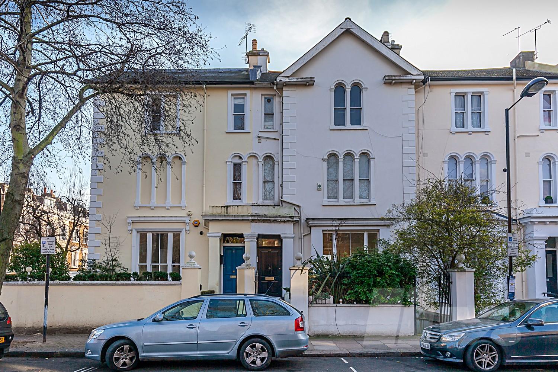 Talbot Road  Notting Hill  W2