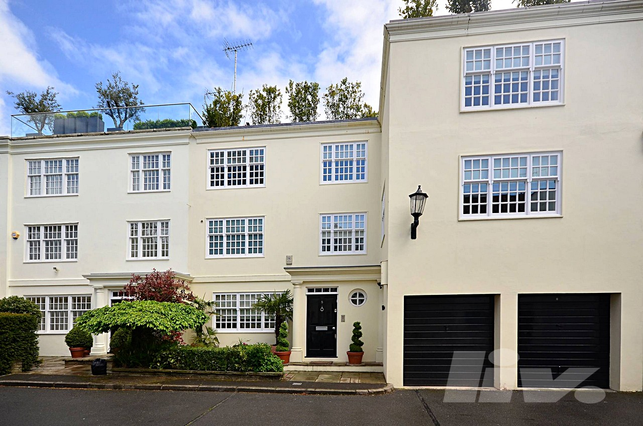 Elm Tree Close  St Johns Wood  NW8