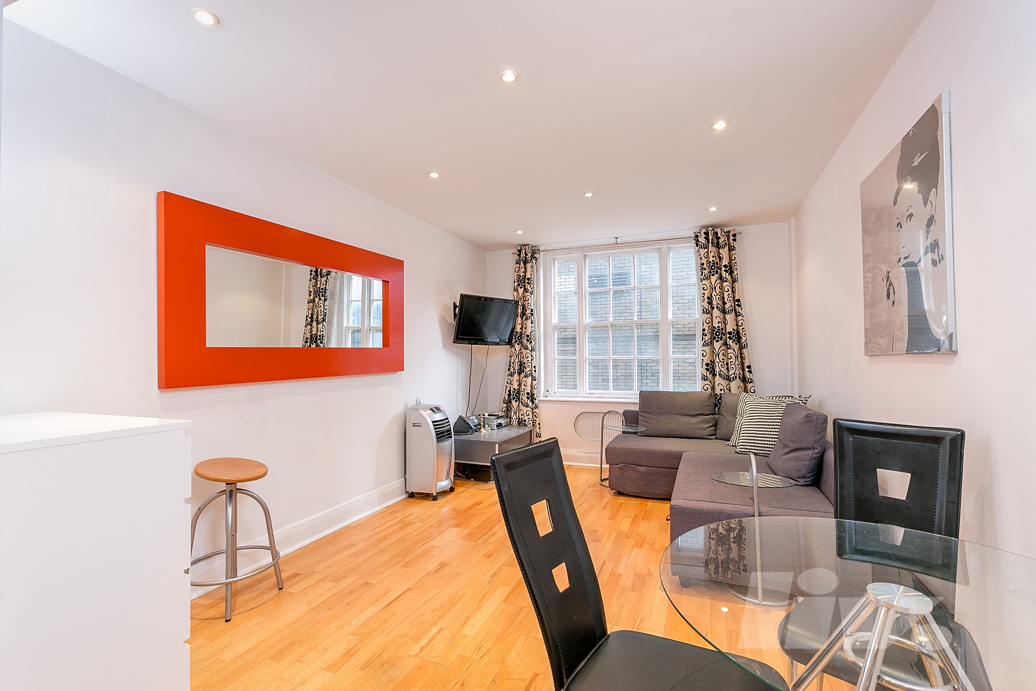 Great Cumberland Place  Marble Arch  W1H