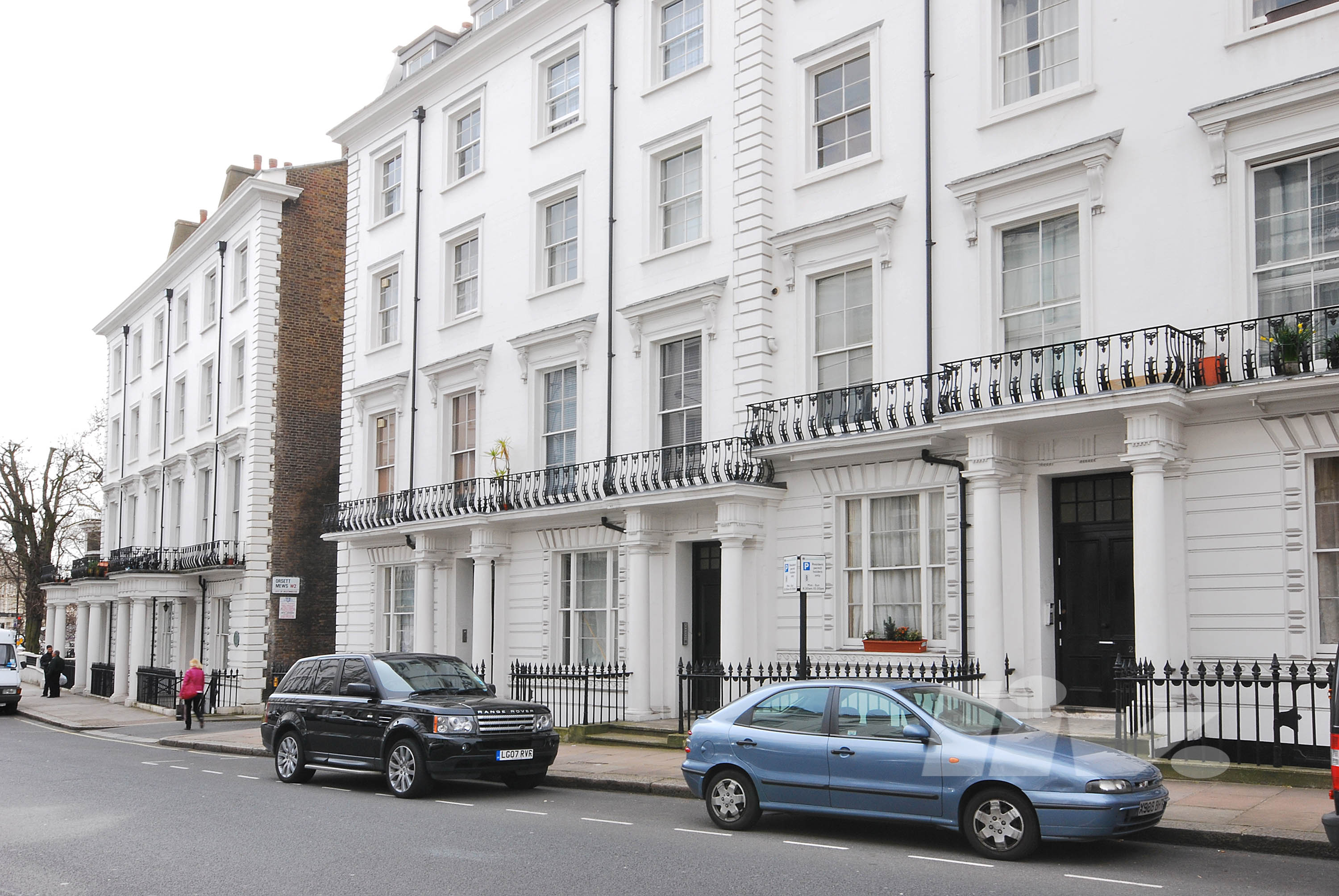 Gloucester Terrace  Paddington  W2