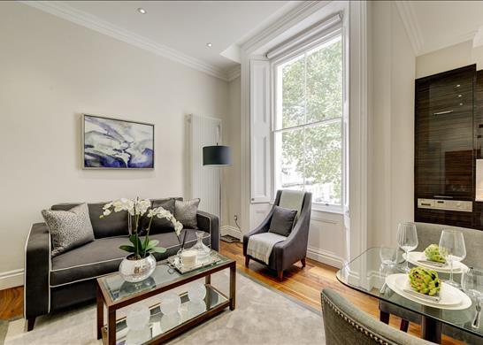 Kensington Garden Square  Bayswater  W2