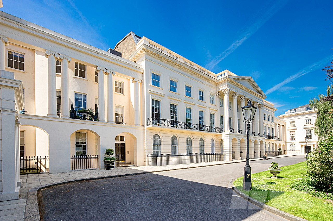 Clarence Terrace  Regents Park  NW1