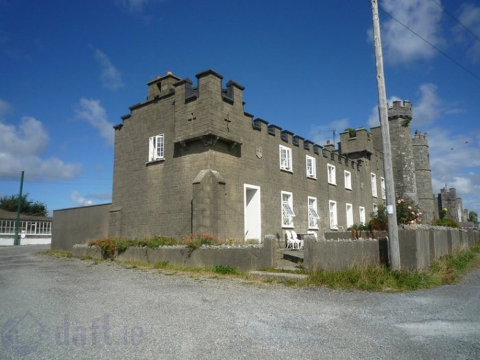 The Castle  Ballyheigue  Kerry  Co. Kerry  Ireland