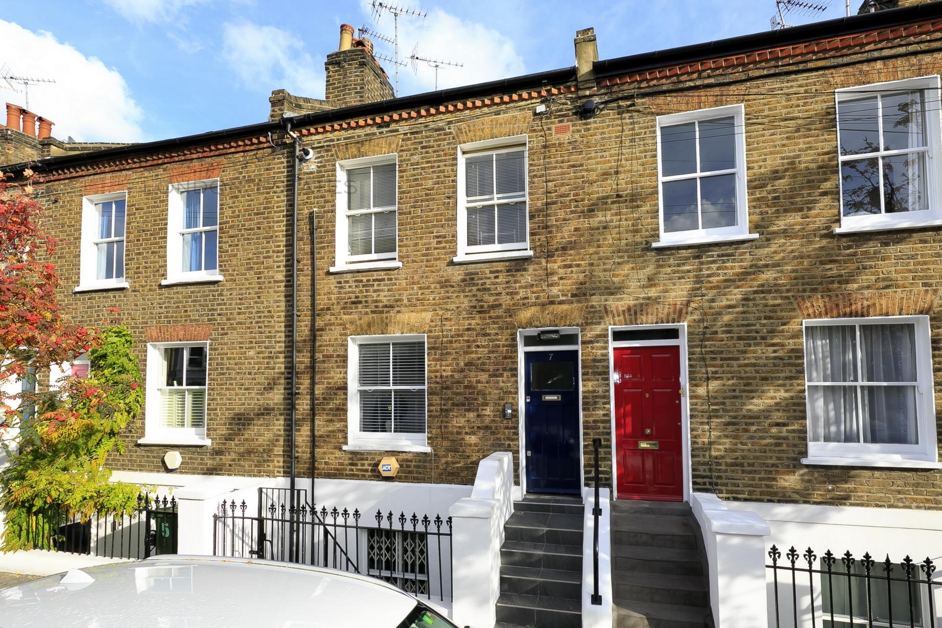 Nasmyth Street  Hammersmith  W6