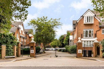 Honeyman Close  Brondesbury Park  NW6