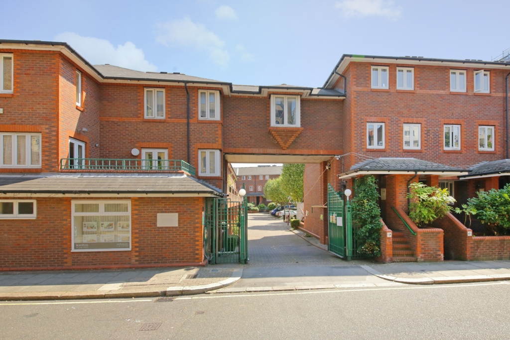 Portman Gate  Broadley Terrace  Marylebone  London  NW1