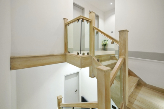 Top Floor Staircase