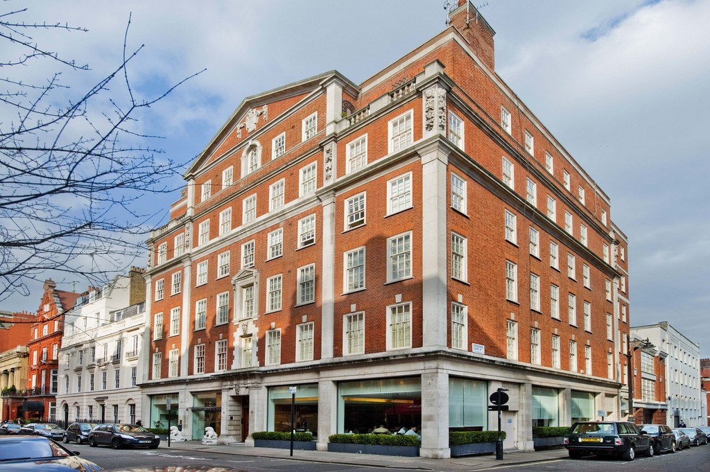 Audley House  North Audley Street  Mayfair  London  W1K