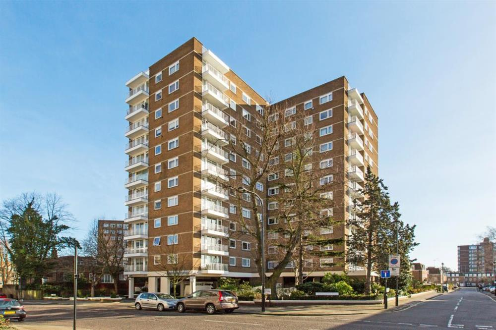 Buttermere Court  Boundary Road  St Johns Wood  London  NW8