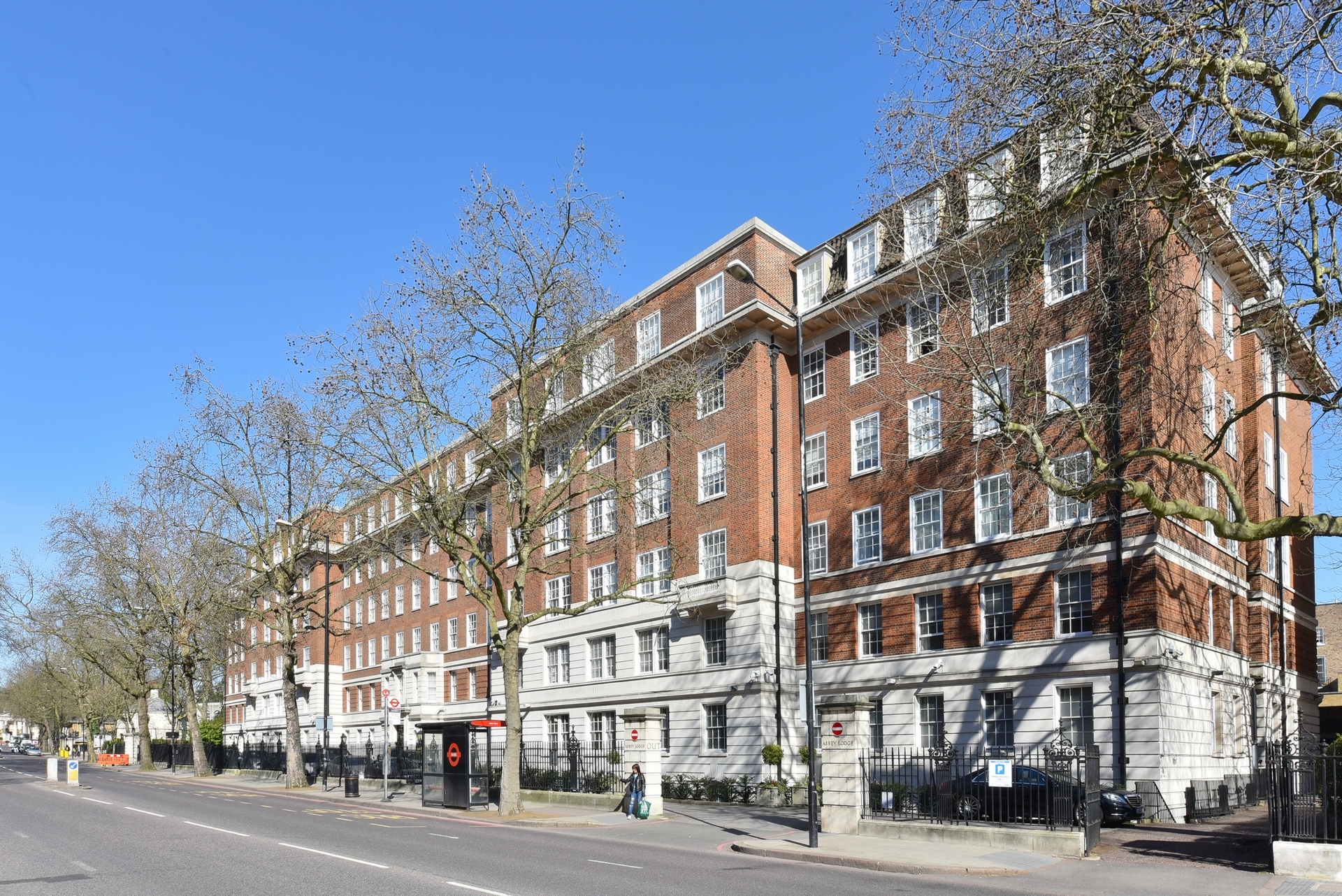 Abbey Lodge  Park Road  St Johns Wood  London  NW8