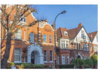 Lymington Road  West Hampstead  NW6