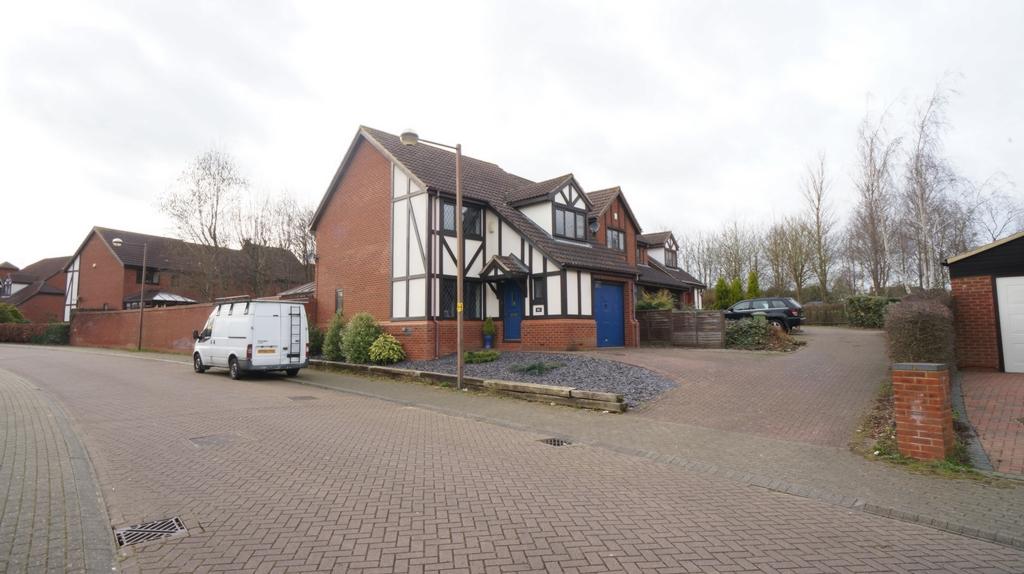 Paxton Crescent, Shenley Lodge, MK5