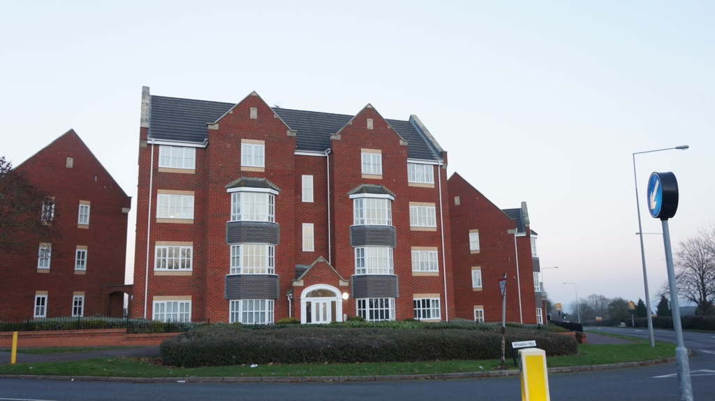 Knaresborough Court, Bletchley, MK3