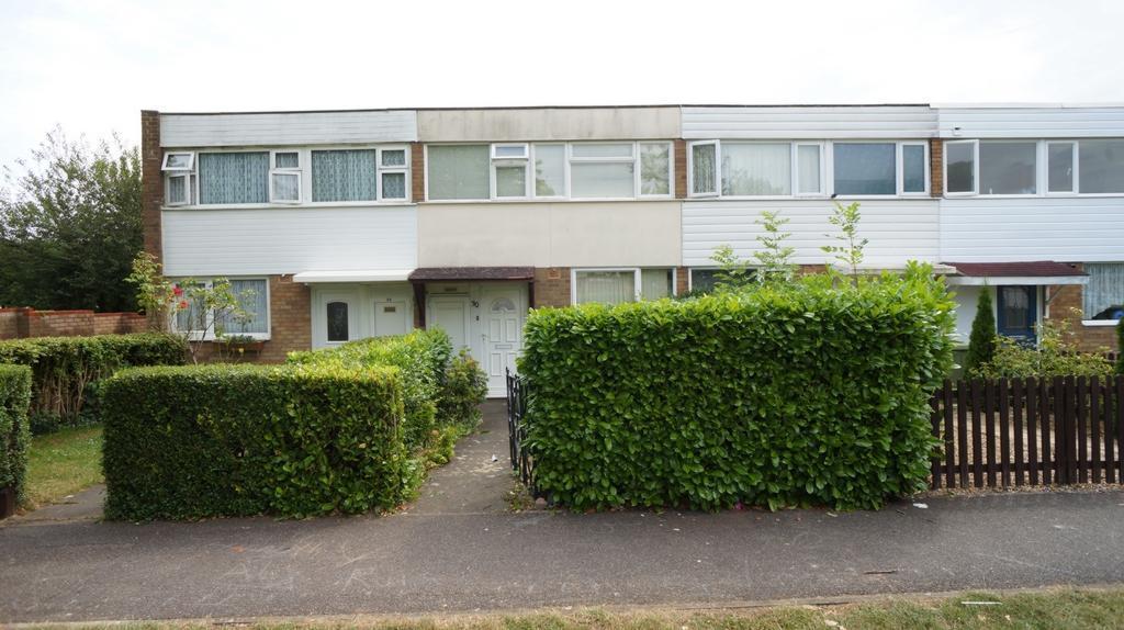 Garrowmore Grove, Bletchley, MK2