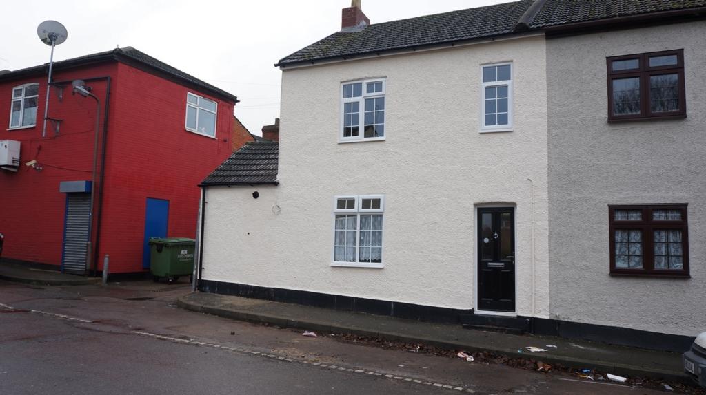 Glyn Street, New Bradwell, MK13