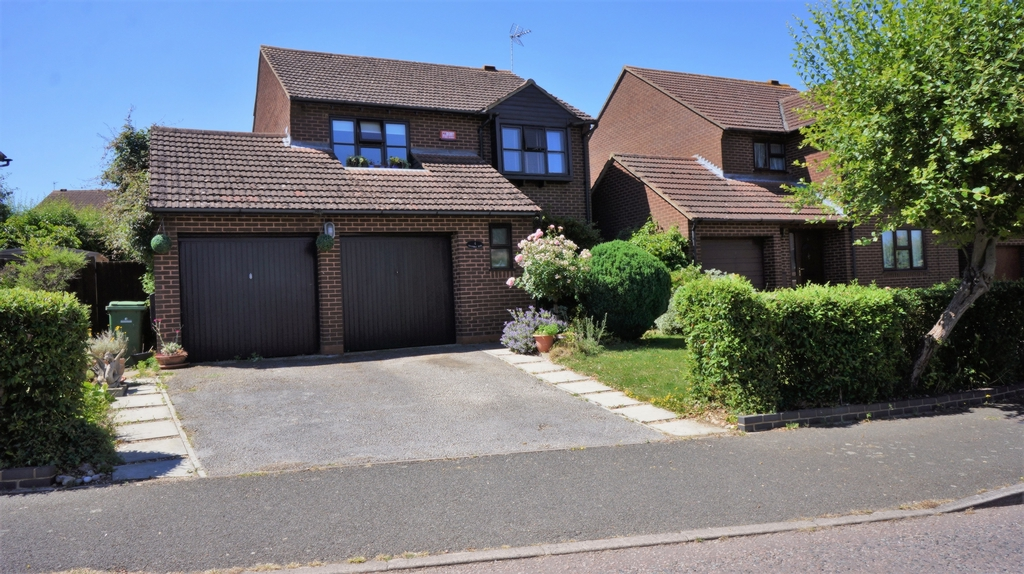 Leafield Rise, Two Mile Ash, MK8