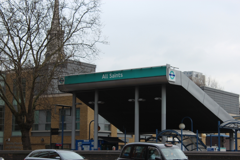 All Saints Station