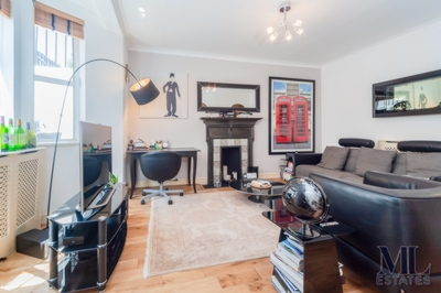 Finborough Road  Kensington  SW10