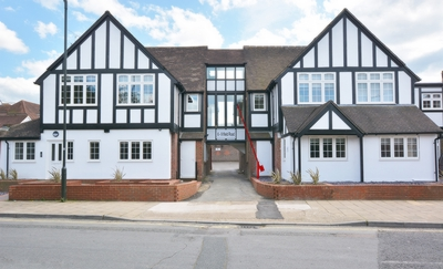 Front, Ifield Road, West Green, RH11