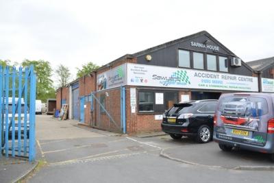 Building, Spindle Way, Crawley, RH10