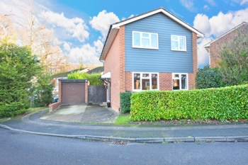 Front, Lingfield Drive, Worth, RH10