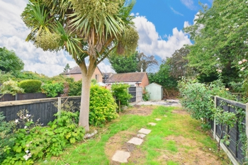 Garden, Albert Road, Horley, RH6