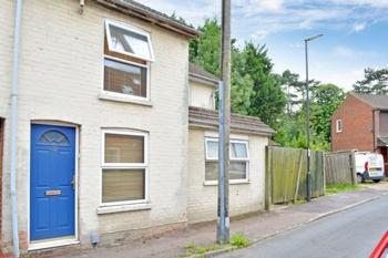 Front, Westfield Road, West Green, RH11