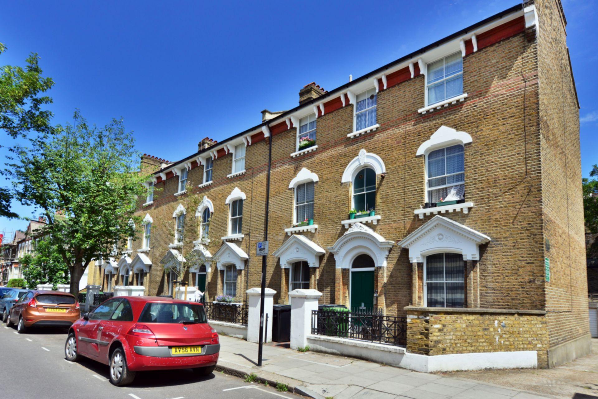 Kingsgate Road  West Hampstead  NW6