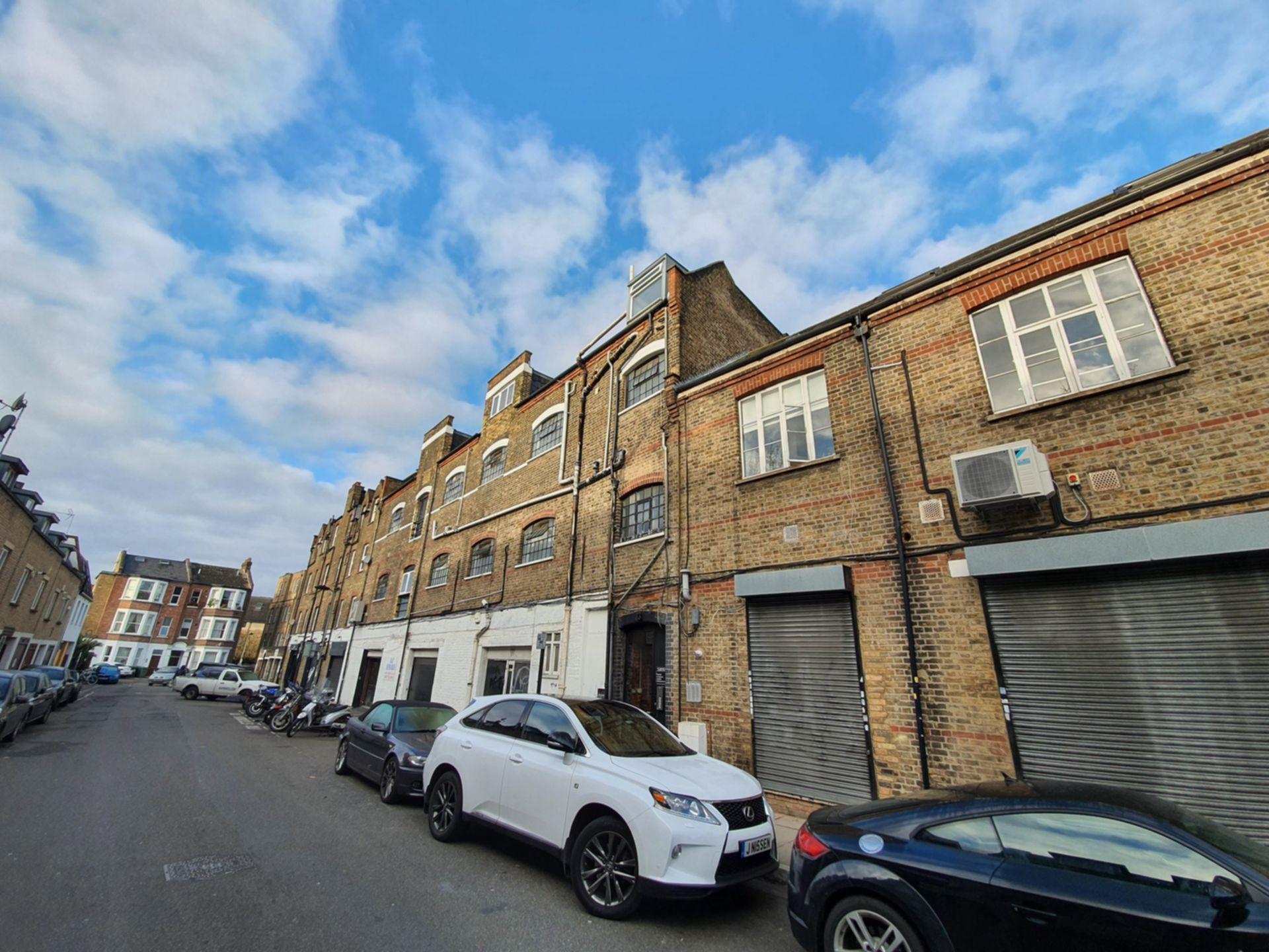 Rosemont Road  Hampstead  NW3