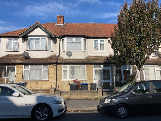 Malden Avenue  South Norwood  SE25