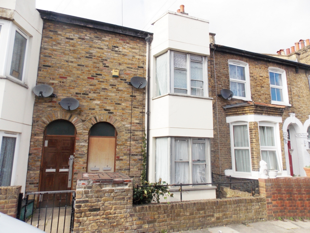 Etta Street  London  SE8