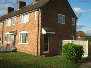 Front View, Willow Crescent, Auckley, DN9