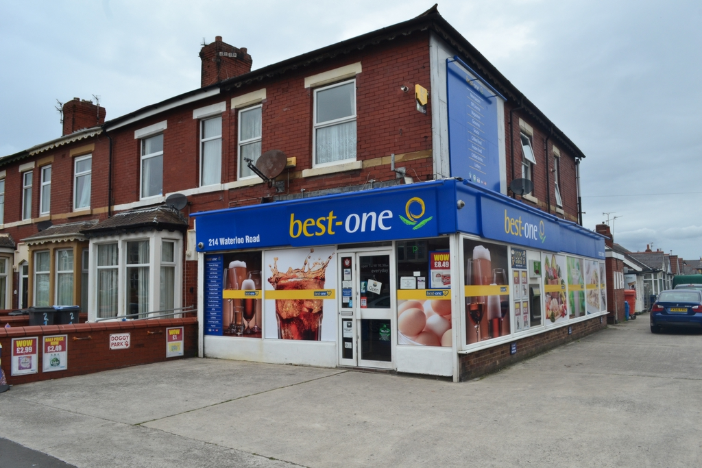 Waterloo Road  Blackpool  FY4