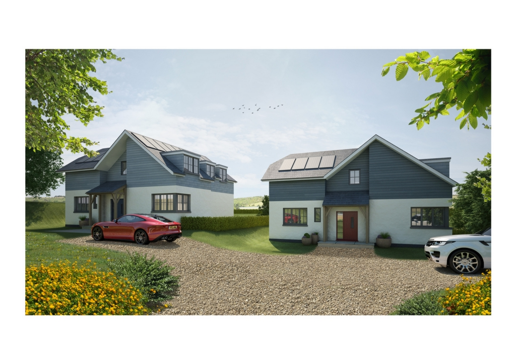 Property photo 1, Downs Road, East Studdal, CT15