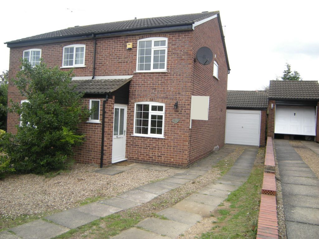 Atherstone Close  Oadby  LE2