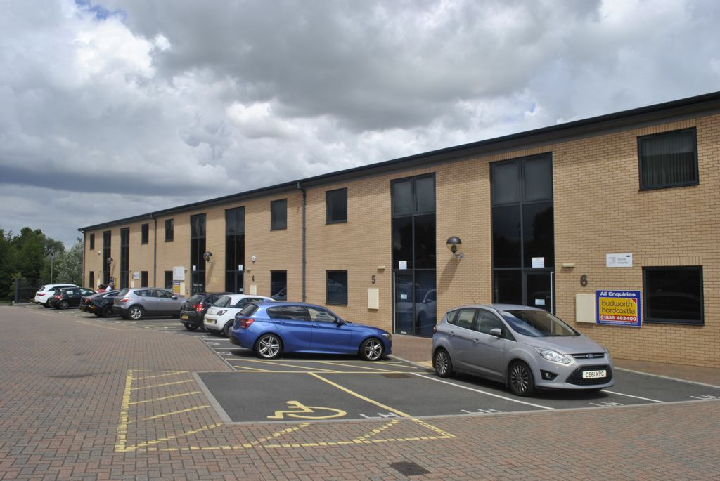 Headway Business Park  Corby  NN18