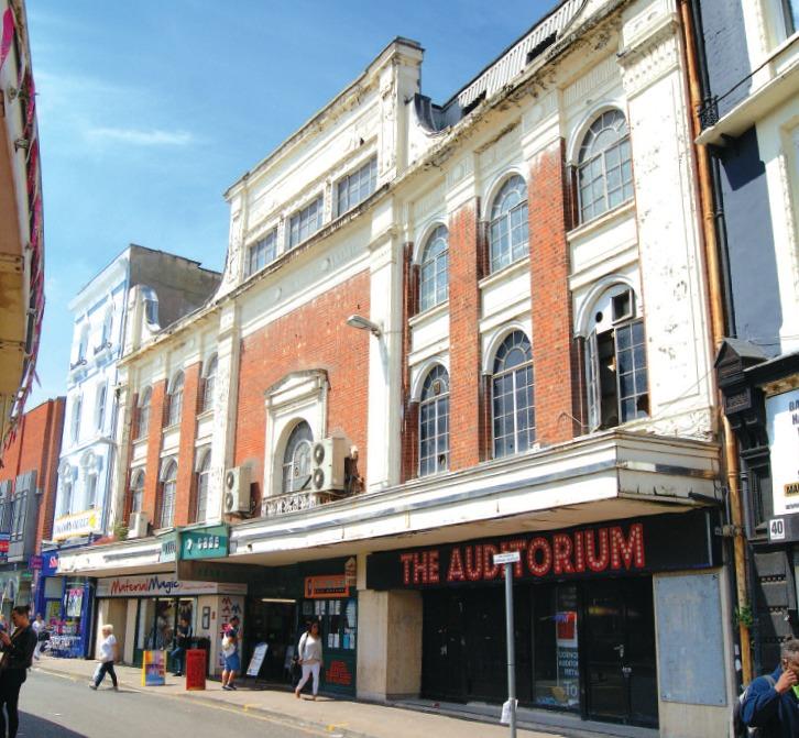 Market Place  Leicester  LE1