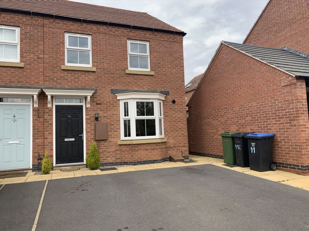 Dairy Way  Kibworth Harcourt  LE8